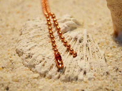 Kupfer Chain